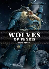 Novela Wolves of Fenris