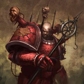 Caos Apostol Oscuro Portadores de la Palabra