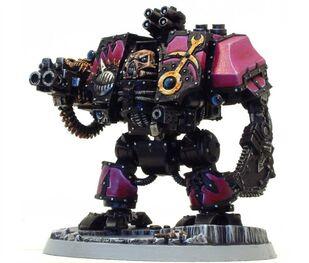 Caos dreadnought hijos del emperador