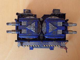 Bateria Imperial 56 Wikihammer 40K