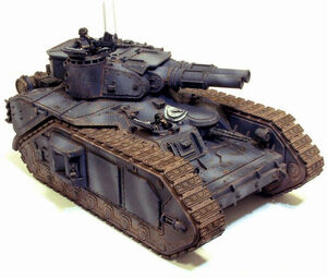 Miniatura tanque macharius