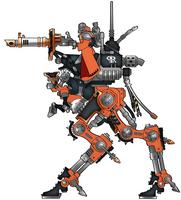 Ryza Ironstrider