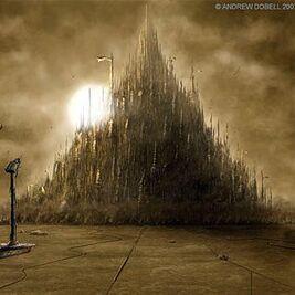Ciudad Colmena Mundos Colmena Hive World Warhammer 40k wikihammer ciudad imperial