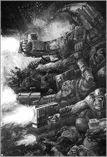 Orkos disparos
