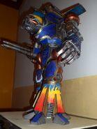 Titan Reaver 12 Acabado 01 Escenografia Wikihammer