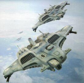 Tau Barracuda formacion.jpg