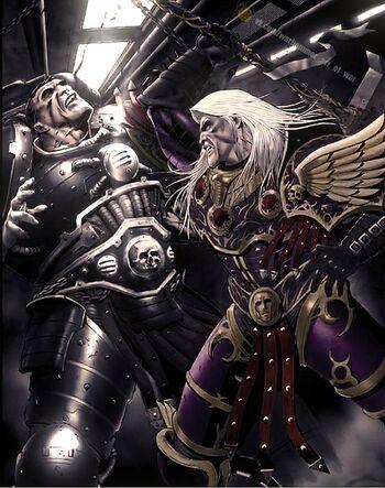 Lucha Fulgrim vs Ferrus Manus en la Ferrum.jpg