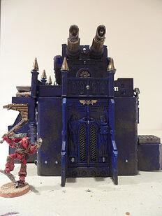 Bateria Imperial 53 Wikihammer 40K