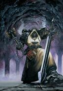 Boreas Ángeles Oscuros Capellán Interrogador Warhammer 40k Wikihammer