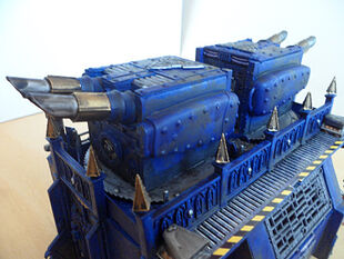 Bateria Imperial 57 Wikihammer 40K
