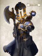 Iskandar Khayon Hechicero Mil Hijos Legión Negra