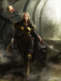 Inquisitor amara kith