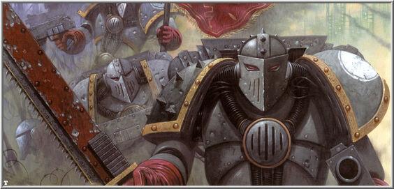 Escuadra del jefe lachost hijos horus