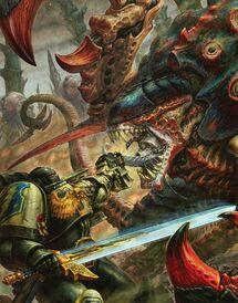 Guardianes de la Muerte Vigilantes de las Tormentas Tiranidos Ordo Xenos Wikihammer
