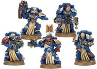 Veteranos de la Guardia Ultramarines