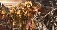 Emperador Custodes Hermanas Silenciosas Warhammer 40k Wikihammer