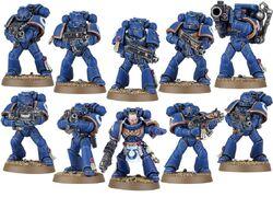 Escuadra Táctica Ultramarines