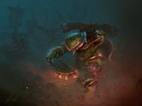Guardia de la muerte caotico
