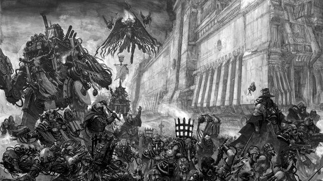 Wallpaper wikihammer 52