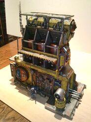 Escenografia Torre Filtracion 03 37g Luz Artificial Wikihammer