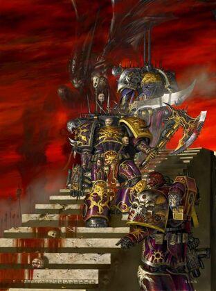 Caos hijos del emperador sirvientes slaanesh.jpg