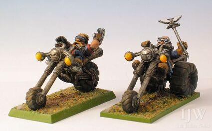 Squat moto