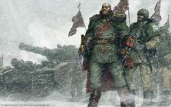 Wallpaper Warhammer 40,000 Dawn of war Winter Assault Sturnn Lorn V.jpg