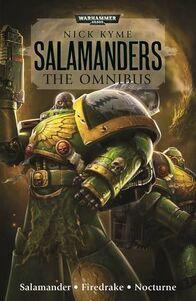 Salamanders Omnibus Wikihammer