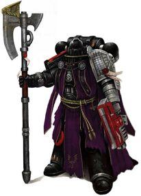 Guardianes de la Muerte Guardian Angeles Sangrientos Ordo Xenos Wikihammer