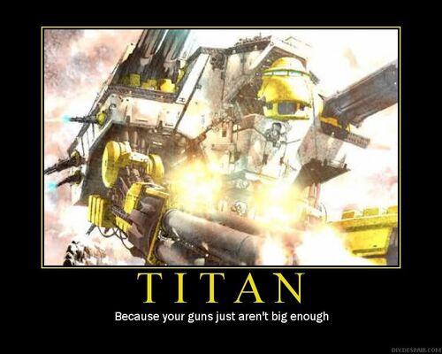 Titan gracia