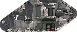 Urbano 1 camuflaje Guardia Imperial