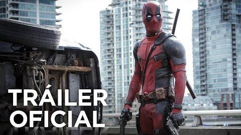 DEADPOOL Primer Tráiler En cines en 2016