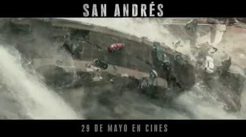 San Andrés - Tráiler Oficial en español HD