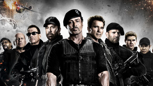 Archivo:The Expendables o Los Mercenarios.jpg