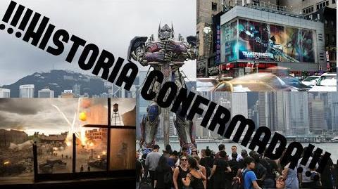 """Transformers 5 """"El ultimo Caballero"""" Avances Parte 6!!! !!Historia Confirmada!! """"Información Masiva"""""""
