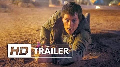 El Corredor del Laberinto LAS PRUEBAS Trailer 2 España Oficial HD