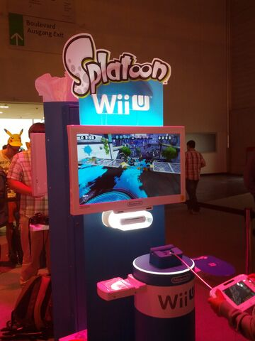 Archivo:Splatoon Gamescom.jpg