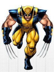 Wolverine-comics