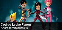 Spotlight - Lyoko Fanon 1 - 255x123