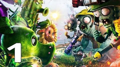 """Plants VS Zombies Garden Warfare Let's Play en Español Capitulo 1 """"Esto es la guerra!!"""""""