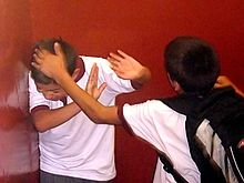 Archivo:Bullying on Instituto Regional Federico Errázuriz (IRFE) in March 5, 2007.jpg
