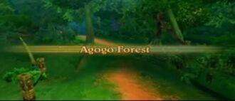 Agogo forest
