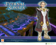 Eternal Sonata Promotional Wallpaper - Legato