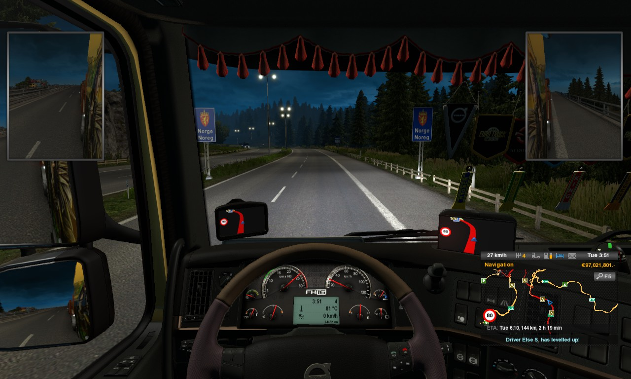 norway truck simulator wiki fandom powered by wikia. Black Bedroom Furniture Sets. Home Design Ideas