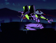 Eva-01 charges