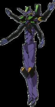 Evangelion 13 (four arms)