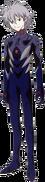 Kaworu Nagisa (Mark.06 Plugsuit)