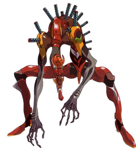 Image - Evangelion Unit 02 (Beast Mode).png   Evangelion ...