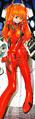 Asuka in Eva-02 Entry Plug (Artwork by Yoshiyuki Sadamoto).png