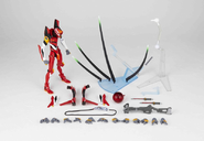 Evangelion Unit 02 Revoltech (Rebuild) Merchandise